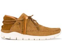 'UTE Moc Folk' Sneakers mit Schnürung