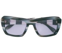 Sonnebrille mit Oversized-Gestell