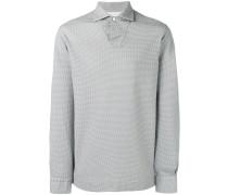 Poloshirt mit kleinem Muster