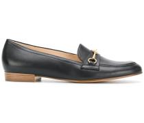 Penny-Loafer mit goldfarbener Spange