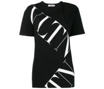 VLTN T-Shirt mit Logo