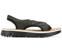 'Oruga' Slingback-Sandalen