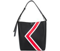 'K/Stripes' Hobo-Tasche