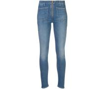 'Patch XYZ Looker' Jeans