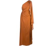 Cosette asymmetric gown