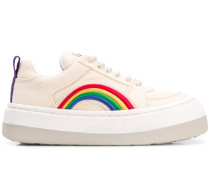 'Sonic' Sneakers mit Plateau