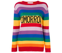 'Tomorrow' Pullover