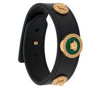 front logo emblem bracelet