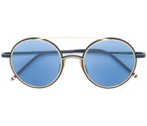 Sonnenbrille mit 18kt Goldrahmen