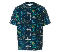 party print shirt