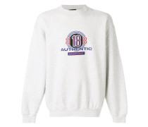 'BB' Sweatshirt mit Logo