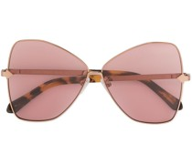 'Queen' Oversized-Sonnenbrille