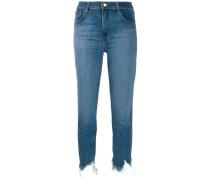 'Ruby' Jeans mit hohem Bund