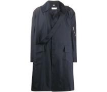 Mantel mit weitem Schnitt
