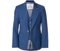 two piece blazer