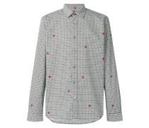 Hemd mit Peace-Muster