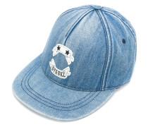 Jeans-Baseballkappe