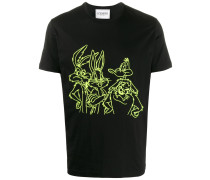 T-Shirt mit Looney Tunes-Print