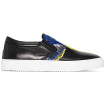 'Wings' Slip-On-Sneakers