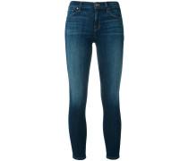 Capri-Jeans mit Taschen