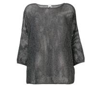 Pullover mit Dreiviertelarm