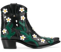 Garavani Ranch Flowers cowboy boots