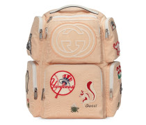 Großer Rucksack mit NY Yankees™-Patches