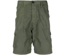 'Seersucker-TC' Cargo-Shorts
