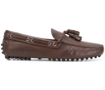 tassle slip-on loafers