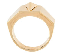 Vergoldeter 'Legacy' Ring