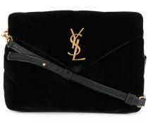 'Monogram' Handtasche in Kuvertoptik