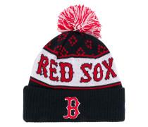 """Bommelmütze mit """"Red Sox""""-Schriftzug"""