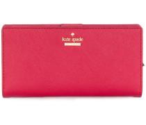 classic top zip wallet