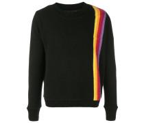 'Rainbow Sash' Kaschmirpullover