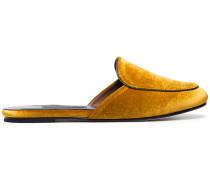 'Liza' Samt-Slipper