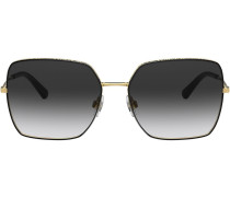 Sonnenbrille mit Logo