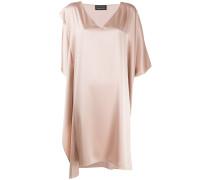 Asymmetrisches Oversized-Kleid