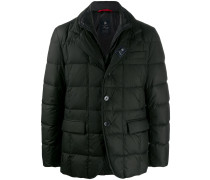 double-layered down jacket