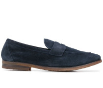 Loafer mit Kontrastsohle