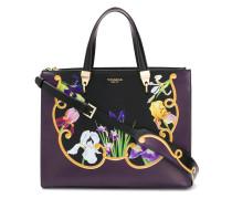Geblümter 'Iris' Shopper