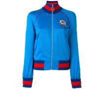 GG Web Tiger bomber jacket