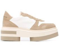 'Rikke' Sneakers mit Plateau