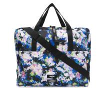 Große Tasche mit Blumenmuster