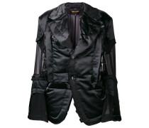sheer detailed jacket