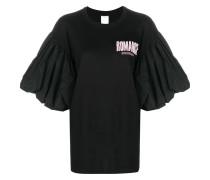 T-Shirt mit weiten Ärmeln