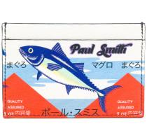 Tuna print card holder