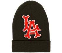 Mütze mit LA-Patches