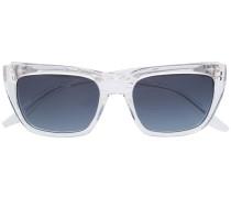 Eckige 'Vesuvio' Sonnenbrille