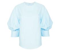 Pin tuck cuff shirt