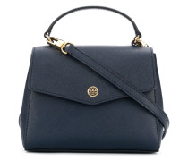 Robinson small top-handle satchel